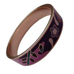 Bracelet Design et Trés Mode Emaillé Trés Coloré. Taille Medium. Super Qualité ME10.