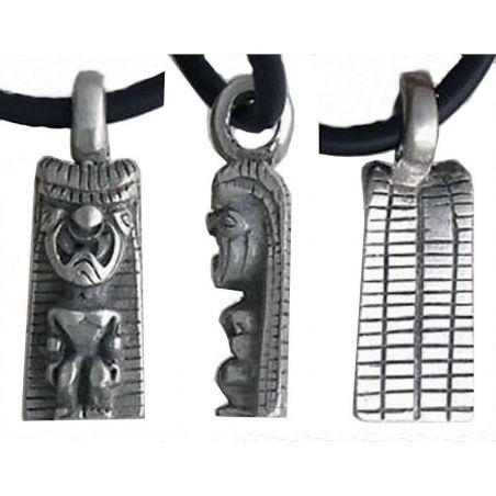 Pendentif Tiki Emblème Sports de Glisse Totem Thaïtien Kuka