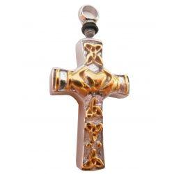 Croix Crucifix Urne Crematorium
