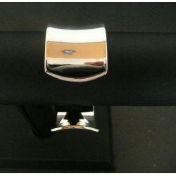 Très beau Bracelet Manchette Plaqué argent 925 avec poinçon