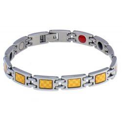 Bracelet Magnétothérapie 4 aimants Mixte MM02
