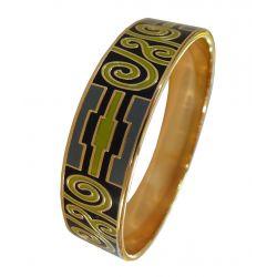 Bracelet Design et Trés Mode Emaillé Trés Coloré. Taille Medium. Super Qualité ME17