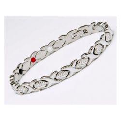 Bracelet Magnétothérapie 4 aimants féminin MF08