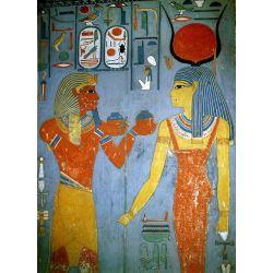 Superbe Pendentif Egyptien Clé de Vie